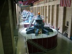 In the Hoover Dam Powerplant