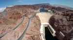 The Hoover Dam Photographed from the Mike O'Callaghan–Pat Tillman Memorial Bridge