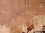 Petroglyphs at Capitol Reef