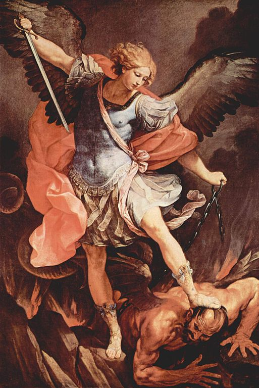 Michael the Archangel by Guido Reni