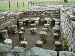 Hadrian's Wall at Chesters