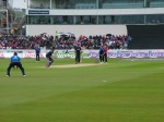 Final England vs. New Zealand ODI at Chester Le Street